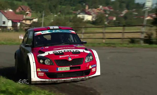 Qualifying Stage Barum Rally