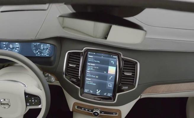 Volvo XC90 2015 - Interior