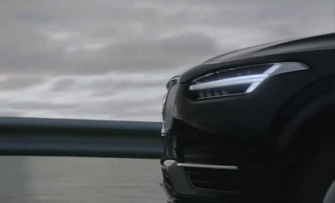 Nuevo Volvo XC90 2015
