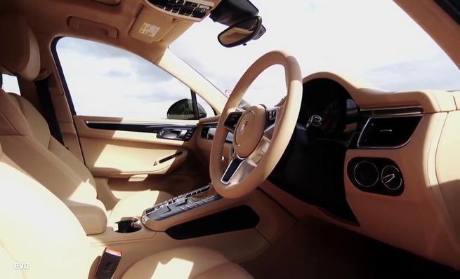 Porsche Macan Turbo vs BMW M3