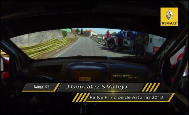 Onboard de Jorge González