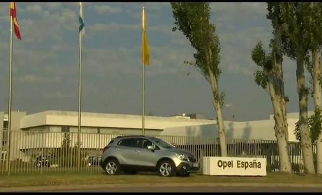 Inicio de producción del nuevo Opel Mokka en Figueruelas