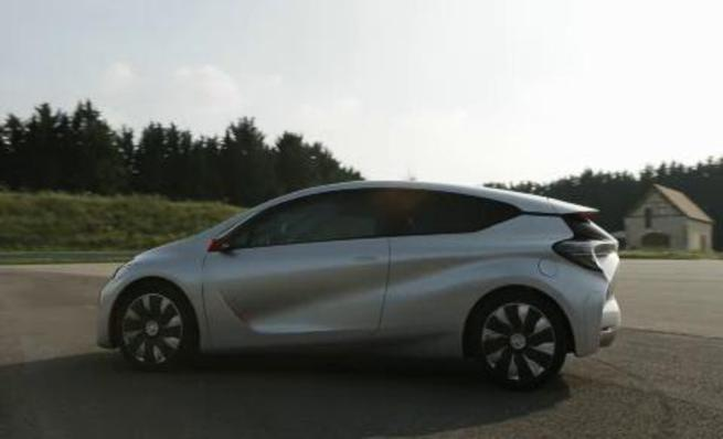 Renault EOLAB: Imágenes estáticas