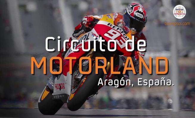 El mejor recuerdo del GP de Aragón de Marc Márquez