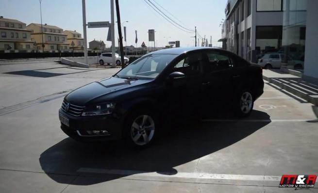 CONTACTO - Volkswagen Passat VII