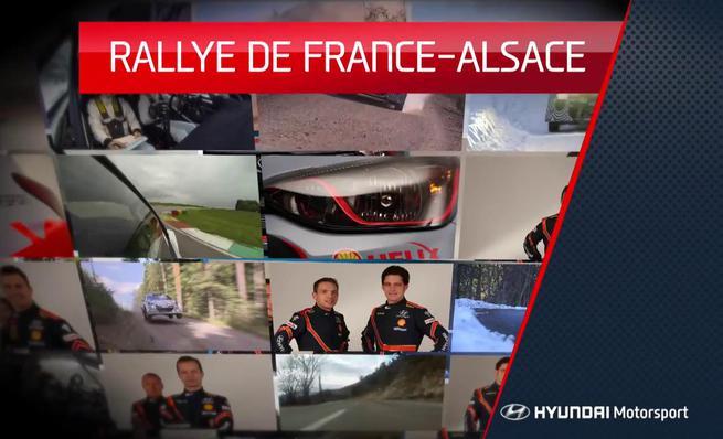 Previo de Hyundai Motorsport de cara al Rally de Francia