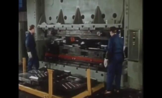 Así se hace: Proceso de fabricación Trabant