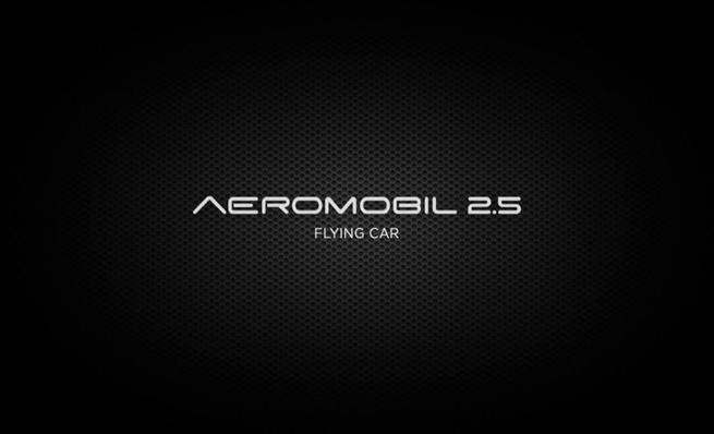 Aeromobil 2.5: Flying Roadster