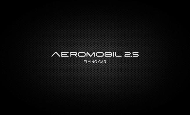 Aeromobil 2.5: circulando