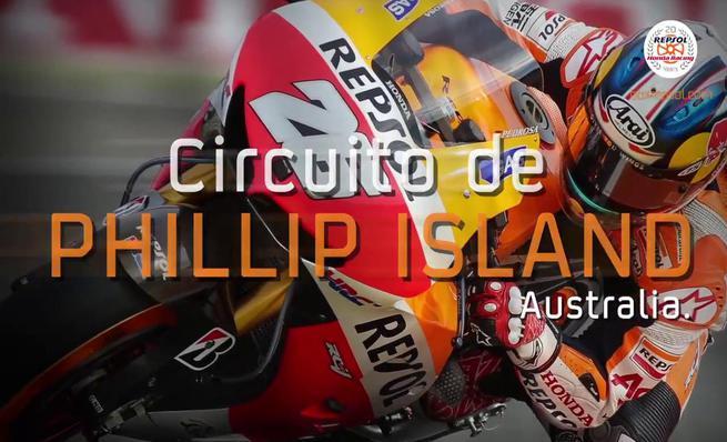 El mejor recuerdo del GP de Australia de Dani Pedrosa