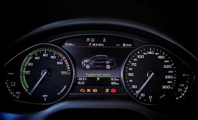 Gama Audi Hybrid