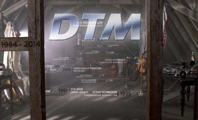 Resumen de la temporada 2014 del DTM