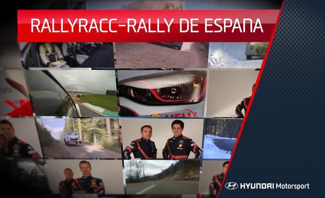 Previo de Hyundai Motorsport de cara al Rally RACC de Catalunya