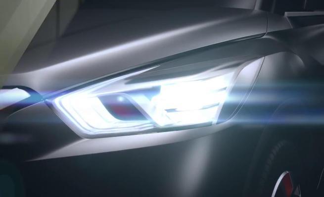 La esencia brasileña del Nissan Kicks Concept