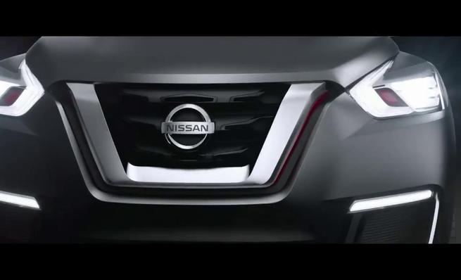 Pequeña introducción al Nissan Kicks Concept