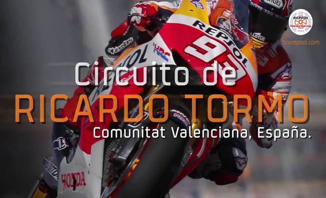 El mejor recuerdo del GP de Valencia de Marc Márquez