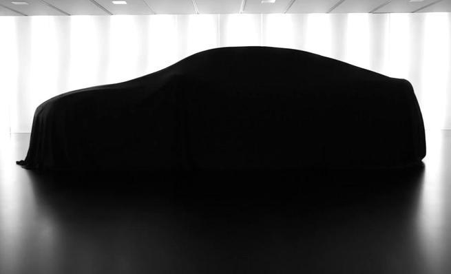 Teaser del nuevo Audi A9