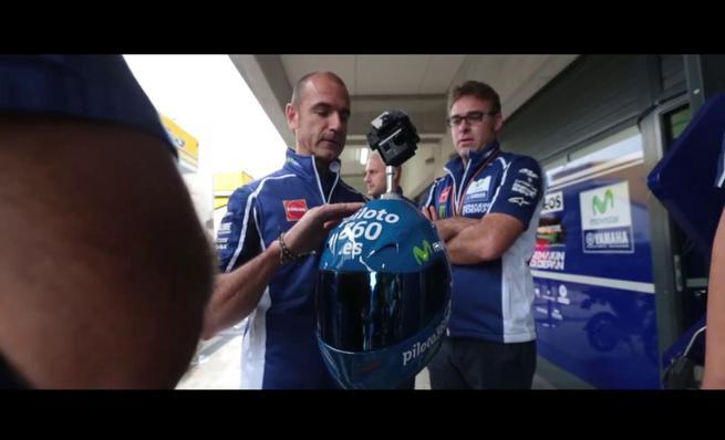 El piloto 360, nuevo proyecto de Movistar en MotoGP