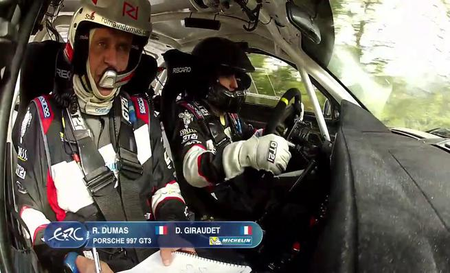 On Board Romain Dumas - SS3 Tour de Corse 2014