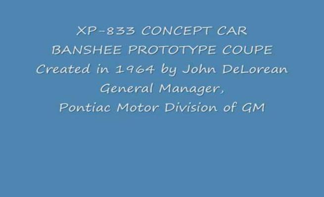 Imágenes del Pontiac Banshee