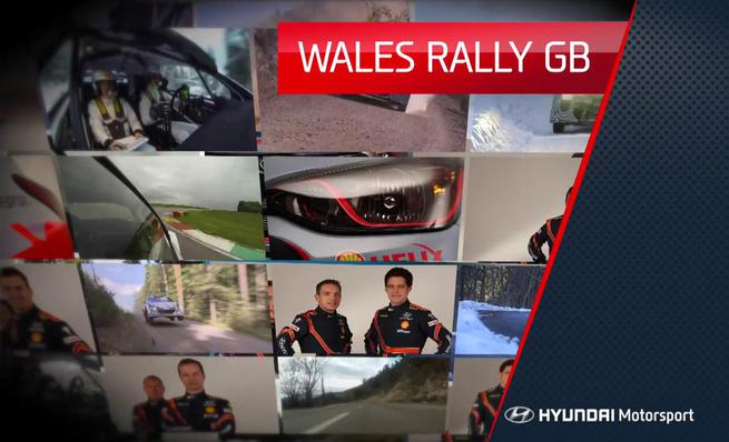 Previo de Hyundai Motorsport de cara al Rally de Gales