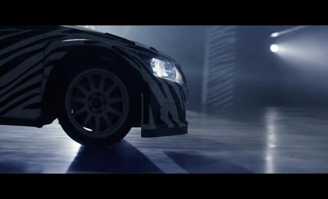 Teaser de presentación del Skoda Fabia R5