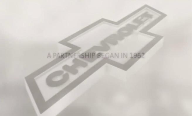 Chevrolet Chaparral 2X Vision GT