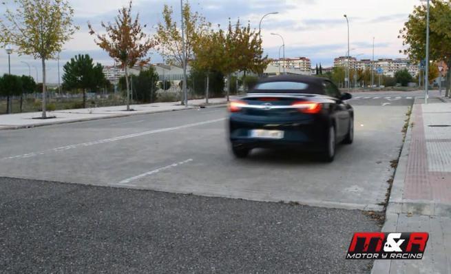 Vídeo-Resumen: Prueba Opel Cabrio 1.6 Turbo 170 CV