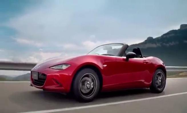 Mazda MX-5 2015 - En movimiento