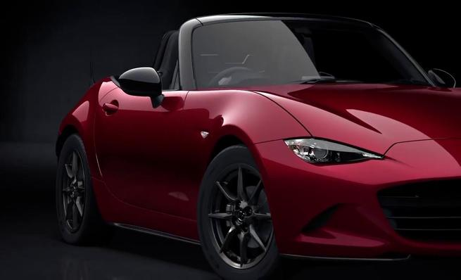 Mazda MX-5 2015 - Detalles