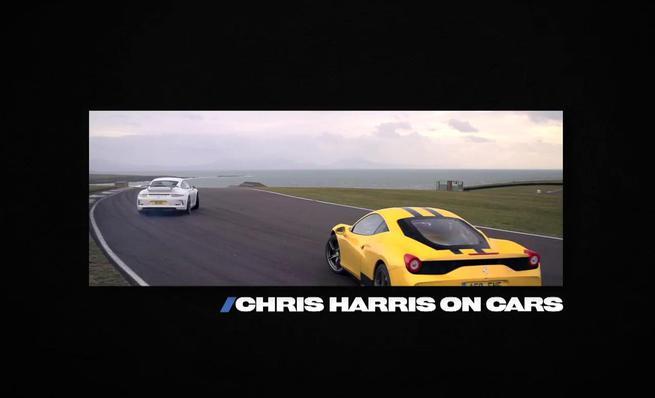 Porsche 911 GT3 vs Ferrari 458 Speciale