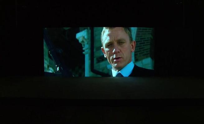 Presentación de James Bond: SPECTRE