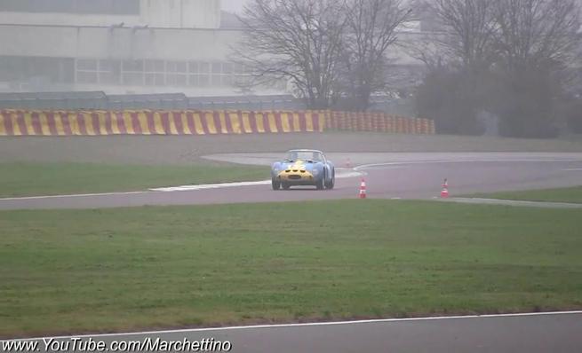 Ferrari 250 GTO en Fiorano