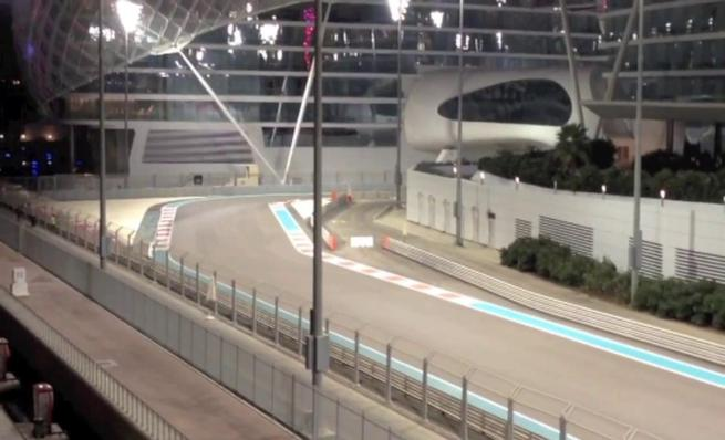 Ferrari FXX K on track