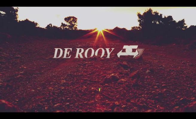 Presentación del equipo De Rooy Iveco para el Dakar 2015