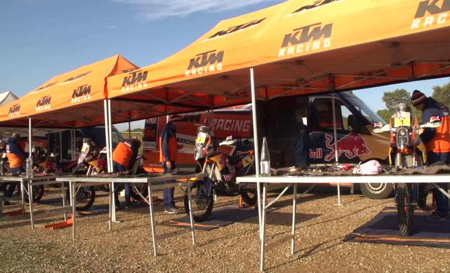 KTM Factory Racing Team, nuevo asalto al Dakar