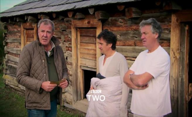 Trailler Top Gear Especial Patagonia