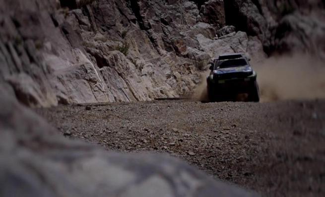 Lo mejor del Dakar en slow-motion (II)