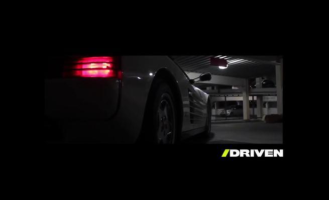 Testarossa Story by Drive