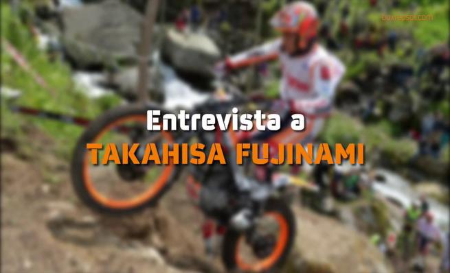 Entrevista con Takahisa Fujinami