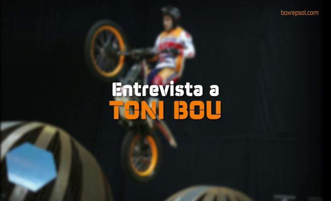 Entrevista con Toni Bou