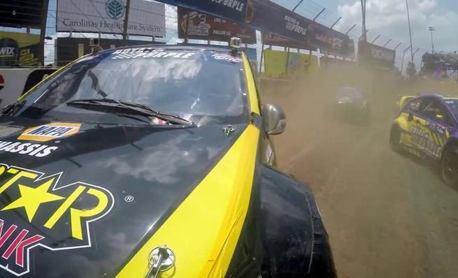 Los mejores momentos del Global Rallycross 2014