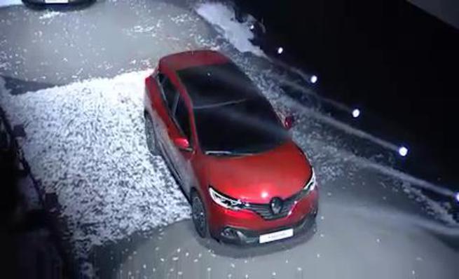 Presentación a la prensa: Nuevo Renault Kadjar 2015