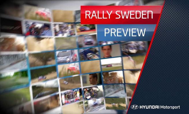 Previo de Hyundai Motorsport de cara al Rally de Suecia 2015