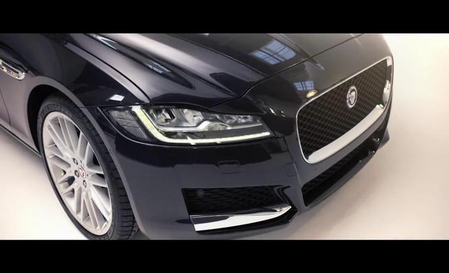 2016 Jaguar XF - Ian Callum