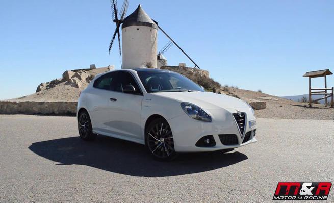 Resumen Prueba - Alfa Romeo Giulietta QV Line 2.0 JTDm 175 CV
