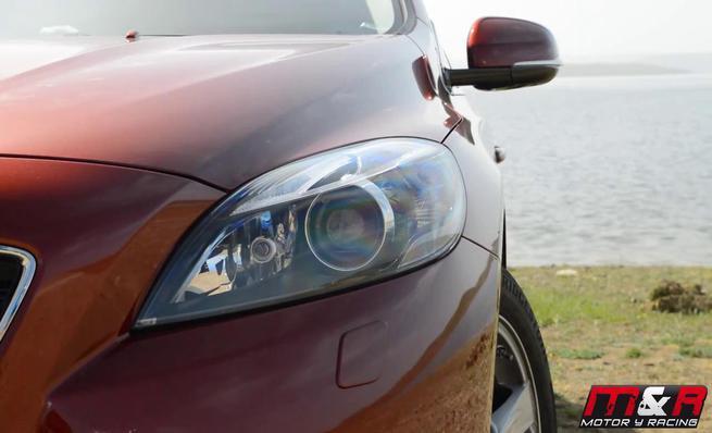 Resumen Prueba - Volvo V40 D4