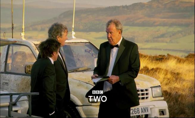 Trailer último episodio Top Gear