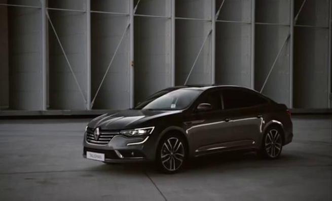 2016 - Renault Talisman