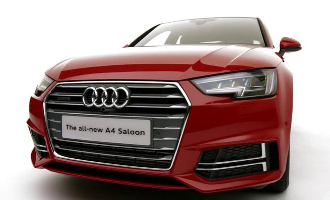 Nuevo Audi A4 S-Line